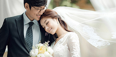 株洲韩式婚纱摄影风格