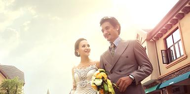 株洲欧式婚纱摄影风格