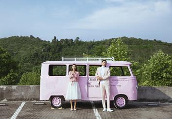 城市轻旅主题婚纱摄影