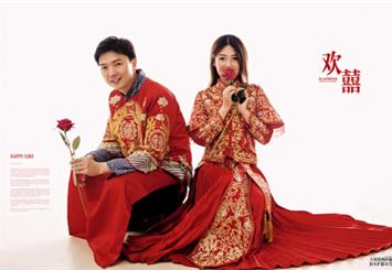 胡先生 & 秦小姐 婚纱照