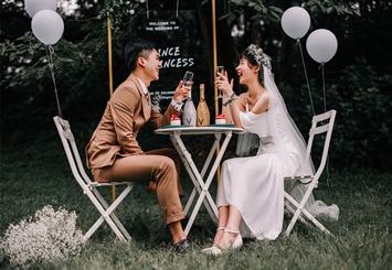 陶先生 & 姜小姐 婚纱照