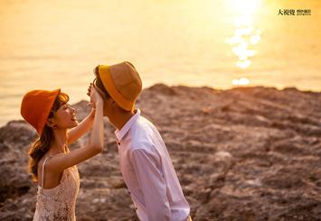 方先生 & 俞小姐 婚纱照