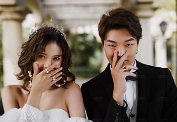 杜先生 & 江小姐 婚纱照