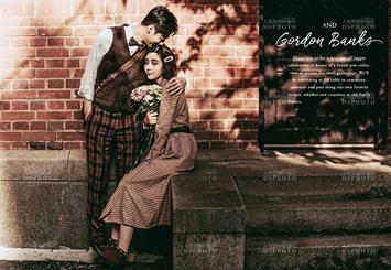 梁先生 & 杜小姐 婚纱照