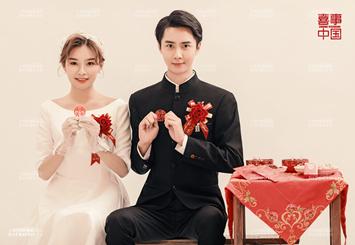 周先生 & 吴小姐 婚纱照