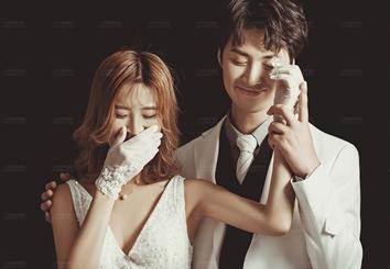 《纯色韩系》主题婚纱照