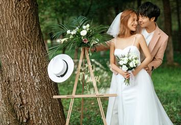 《婚礼仪式感》甜蜜主题婚纱照