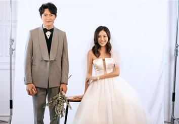 《纯色韩式》系列婚纱照