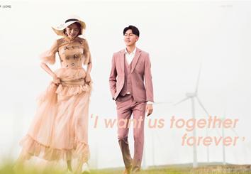 《大风车》之一轻旅系列婚纱照
