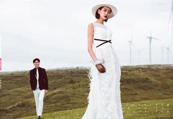 《大风车》之二轻旅系列婚纱照