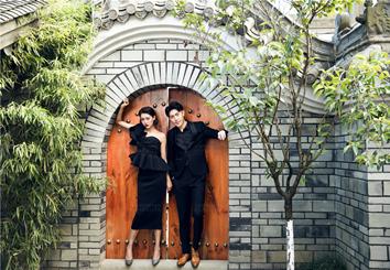 《古城老街》潮拍系列婚纱摄影