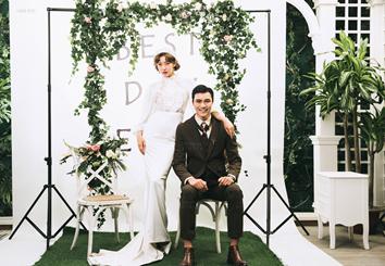 《文艺仪式感》潮拍系列婚纱摄影