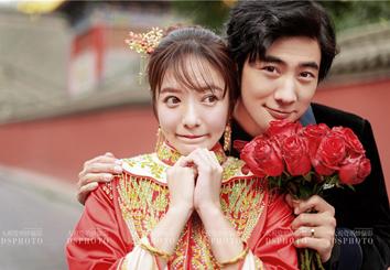 < 复古中式 > 主题婚纱摄影