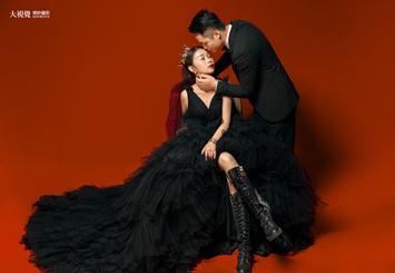 谷先生 & 朱小姐 婚纱照