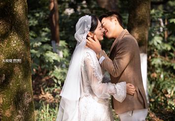王先生 & 李小姐 婚纱照