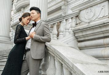 丁先生 & 黄小姐 婚纱照