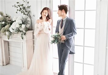 温馨《幸福感》韩式系列婚纱摄影