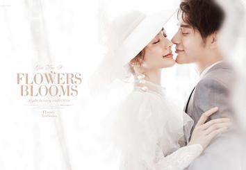 极简《眼中的你》韩式系列婚纱照