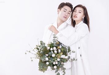 原创《纯白》韩式系列婚