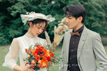 肖先生 & 赵小姐 婚纱
