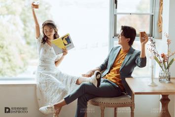 刘先生 & 周小姐 婚纱照