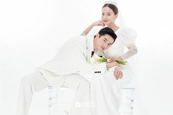 《简约韩式》系列婚纱照