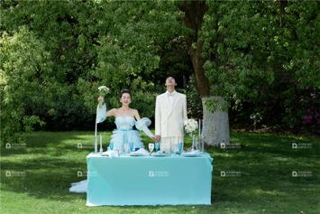 《情感纪实》系列婚纱照