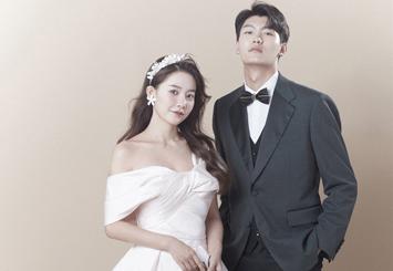 《清新韩式》系列婚纱照