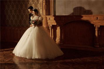 < 复古欧式 > 主题婚纱