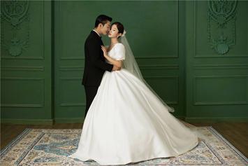 < 复古韩式 > 主题婚纱